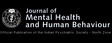 Journal of Mental Health and Human Behaviour